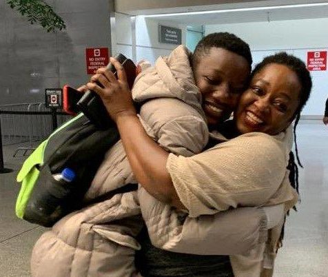 Mom and Daughter Reunited After Over 2.5 Years Apart! (video)
